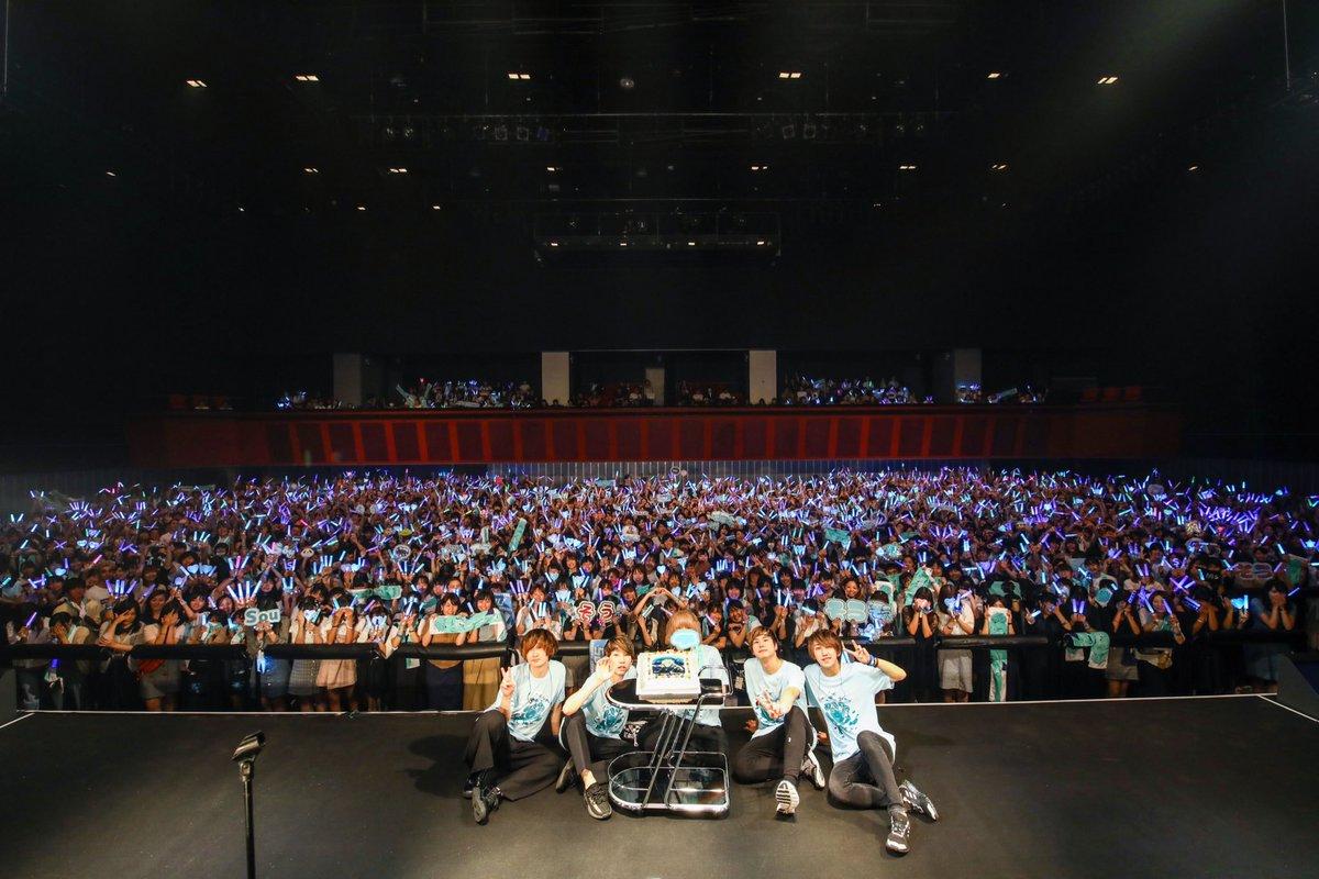 2019.0819 品川ステラボールツアーファイナル東京色んな想いが溢れた公演でした深層からの景色はとても美しかったですありがとうございました#深層から見た景色
