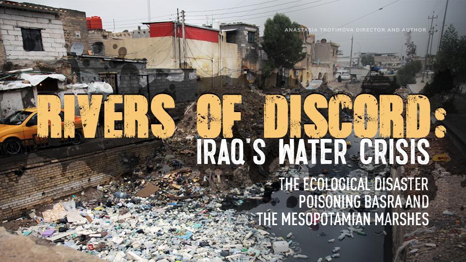 Rivers of Discord: #Iraqs Water Crisis FULL: youtu.be/n2kXa07PnIw