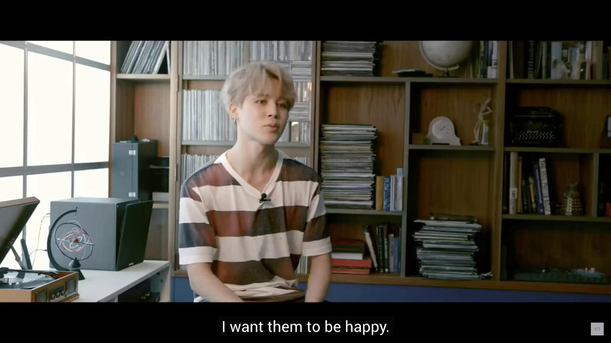 """""""I want them to be happy"""" just these simple phrase change my whole existence @BTS_twt  Thank you and I  U guys  #BRINGTHESOUL_DOCUSERIES<br>http://pic.twitter.com/CFvjvG3P0A"""