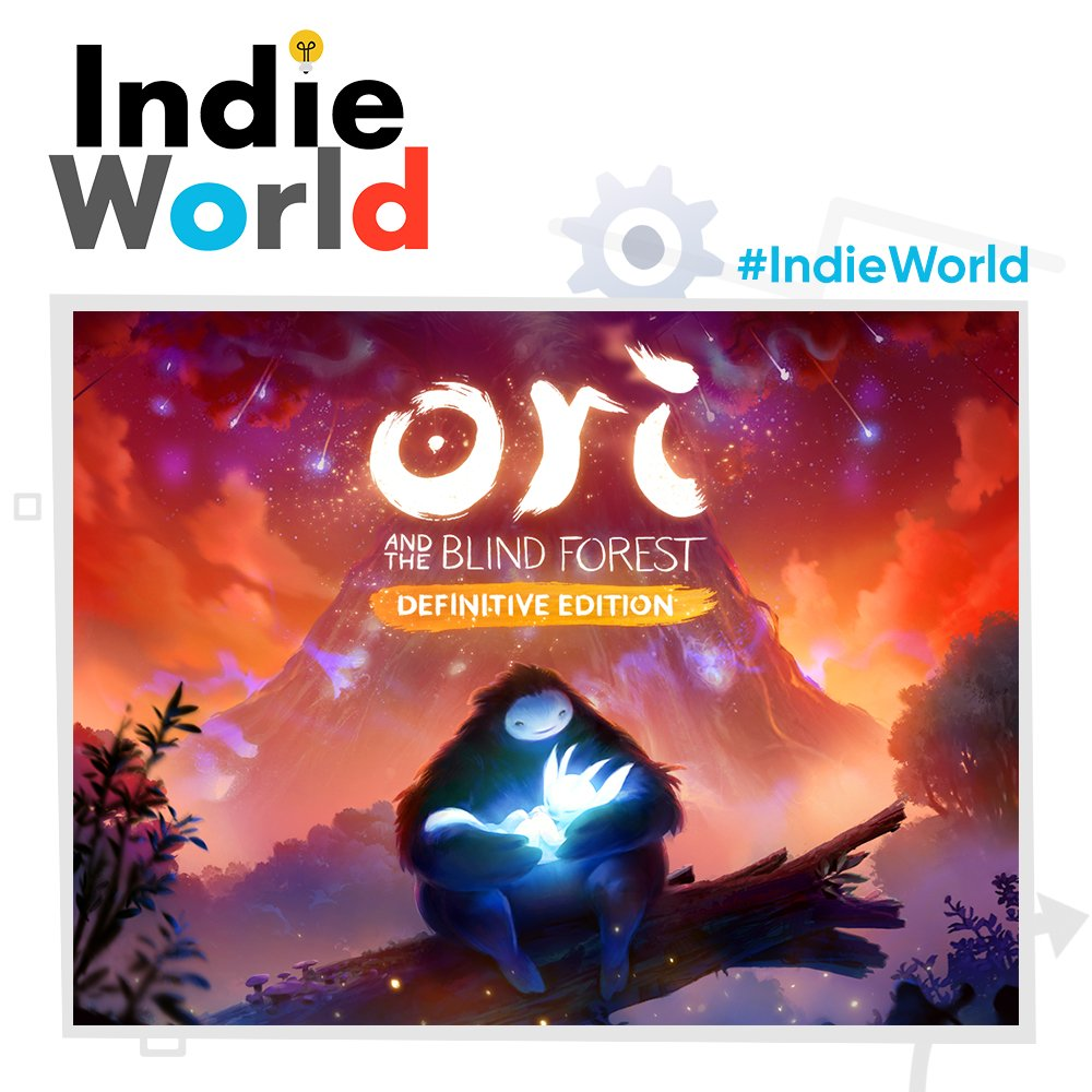 We are so thrilled to announce that Ori and the Blind Forest: Definitive Edition will be coming to the Nintendo Switch on 9/27 ! Here is the announce trailer. #Ori #NintendoSwitch #IndieWorld youtube.com/watch?v=3rTtWc…