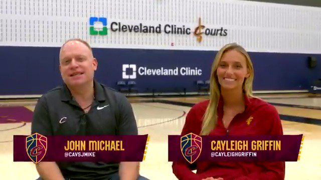 As we get set for #Cavs50 and the re-opening of @RMFieldHouse, @CavsJMike and @cayleighgriffin analyze the 2019-2020 schedule from start to finish!