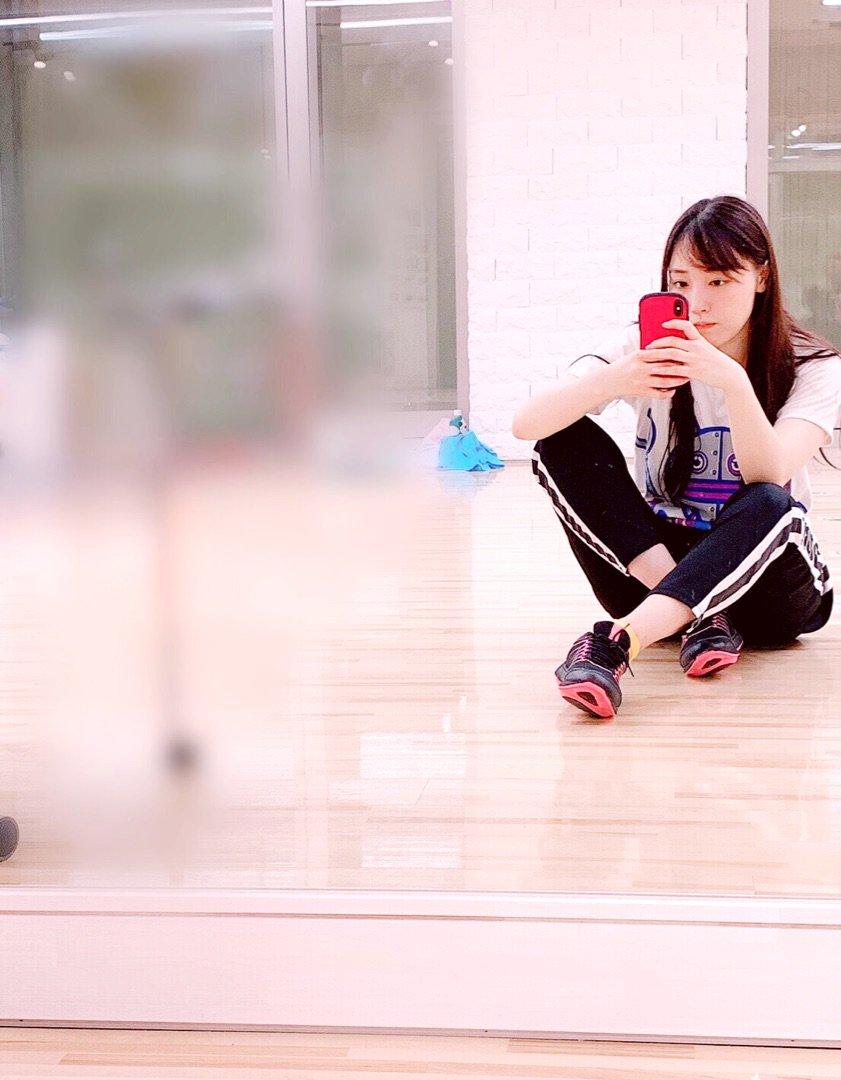 【9期 Blog】 レッスン☆譜久村聖:…  #morningmusume19