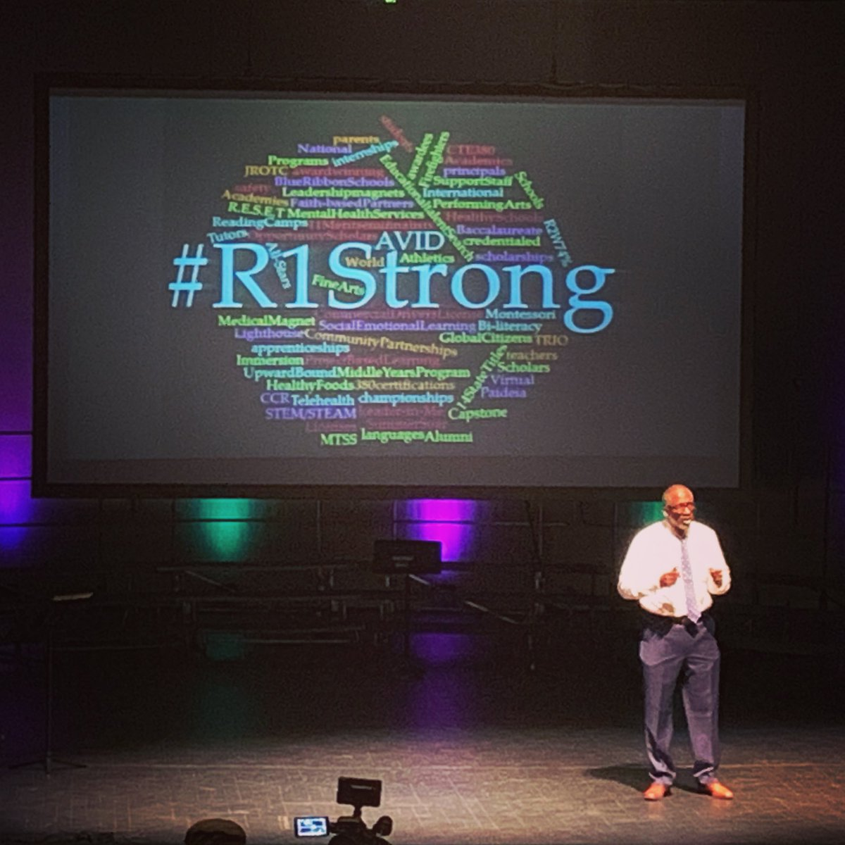 r1startstrong hashtag on Twitter