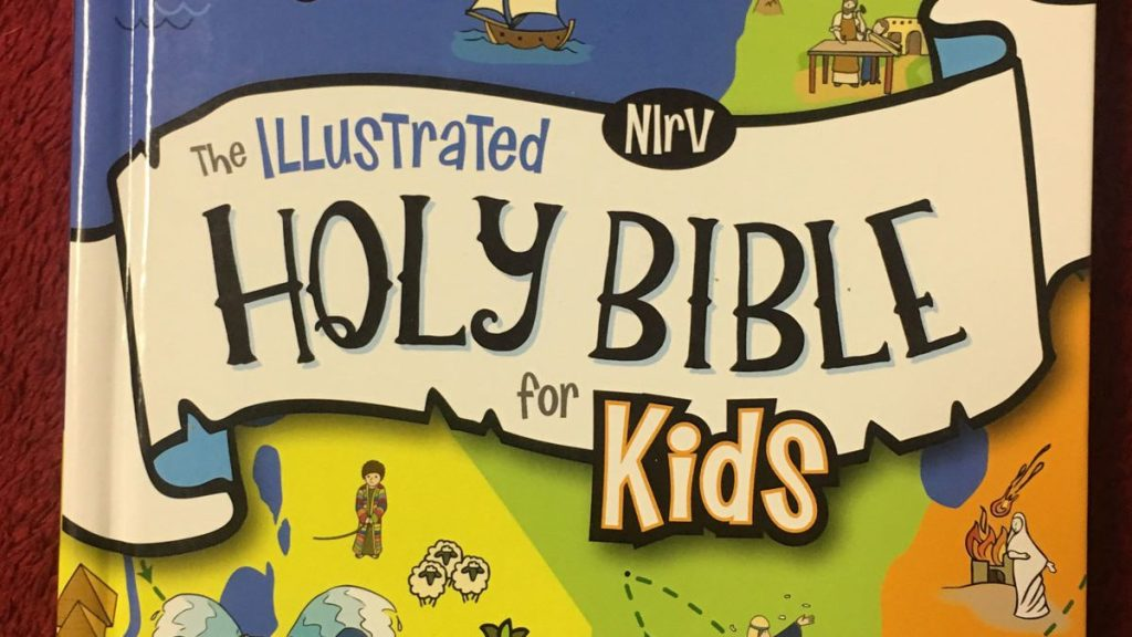 Christianblogr On Twitter The Illustrated Holy Bible For Kids Review This Is A Kids Bible That Is Easy To Read And Uses The Nirv Translation Bgbg2 Biblegatewaypartners Https T Co Tziy0try5r Https T Co Lfjzxc6lno