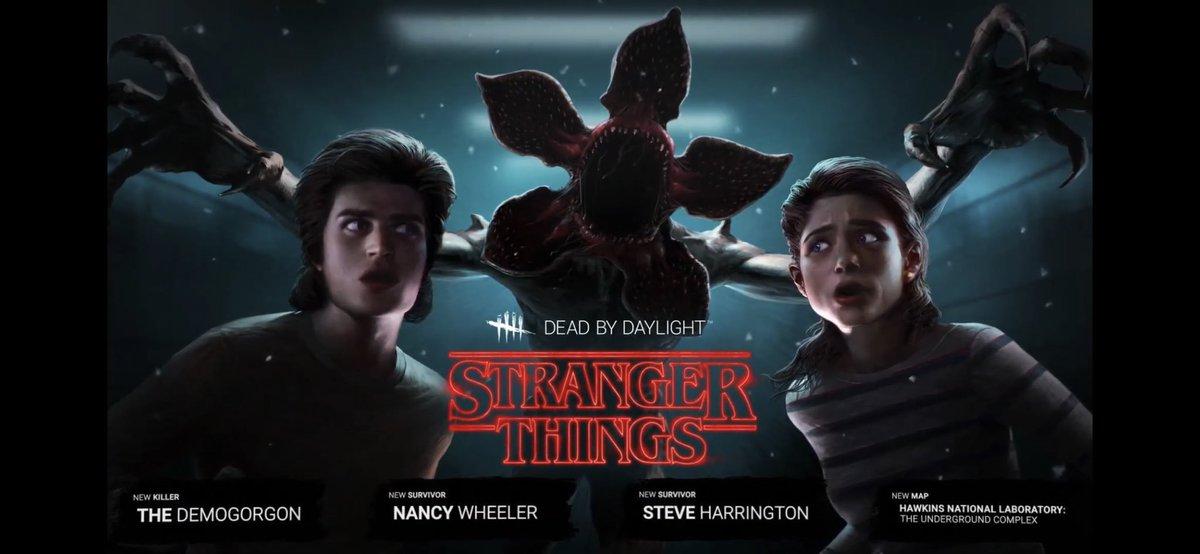アメリカのSFホラードラマシリーズ「ストレンジャー・シングス」とのコラボが発表されました!