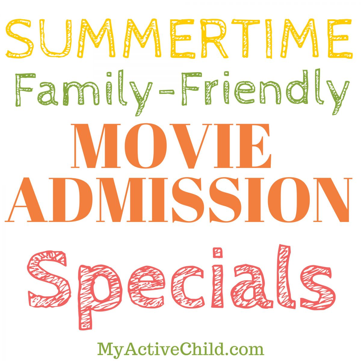 Take advantage of the last weeks for #Summer #Movie Specials in Hampton Roads! #757 #letsgotothemovies #summertime #summermovies #hrva