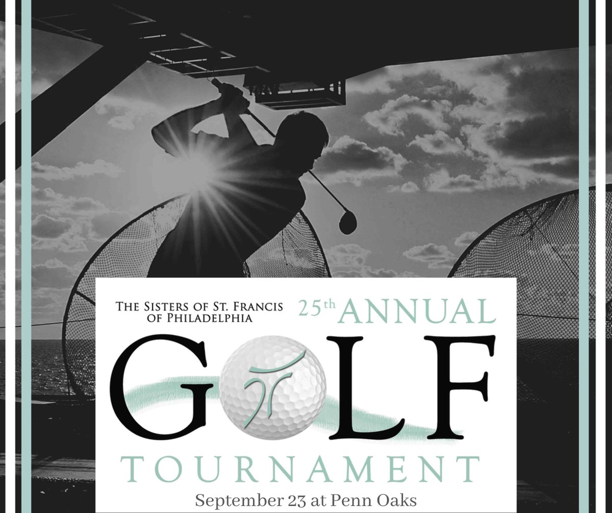 test Twitter Media - Are you ready to show off your golfing skills? Join the sisters on September 23 for their 25th Annual Golf Tournament! Putt the ball for the win or put some money toward great prizes! Click here to register: https://t.co/3JeoDBmC70. https://t.co/zq1TNmFK66