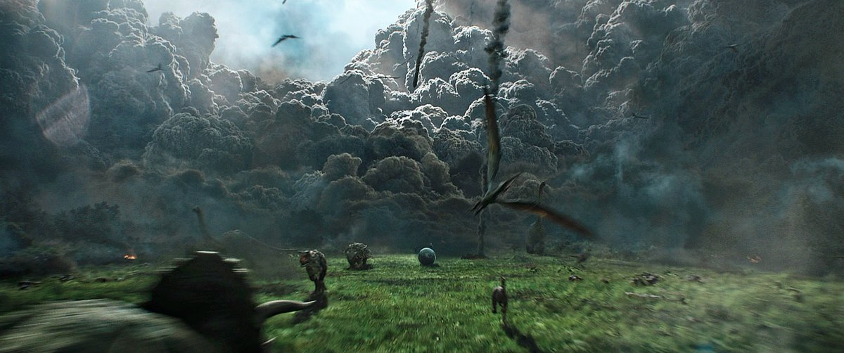 Extinction Level Event   https:// jurassicvault.com/thumbnails.php ?album=26  …   #JurassicWorldFallenKingdom #4K #DigitallyEnhanced #IslaNublar #Sibo #Volcano #ÓscarFaura #JABayona #DinosaurProtectionGroup #WeCanSaveThem #DPG <br>http://pic.twitter.com/xiyuTiwbYl