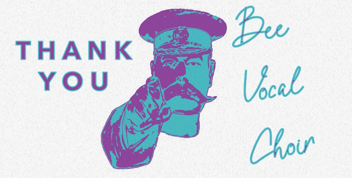 Somehow our paths crossed & the incredible @BeeVocalChoir have become a huge part of our #Manchester family. If we could love you more then your donation to our Crowdfunder would make it so, but you make our hearts burst already! THANK YOU HEROES!! 53two.com/donate💜💙
