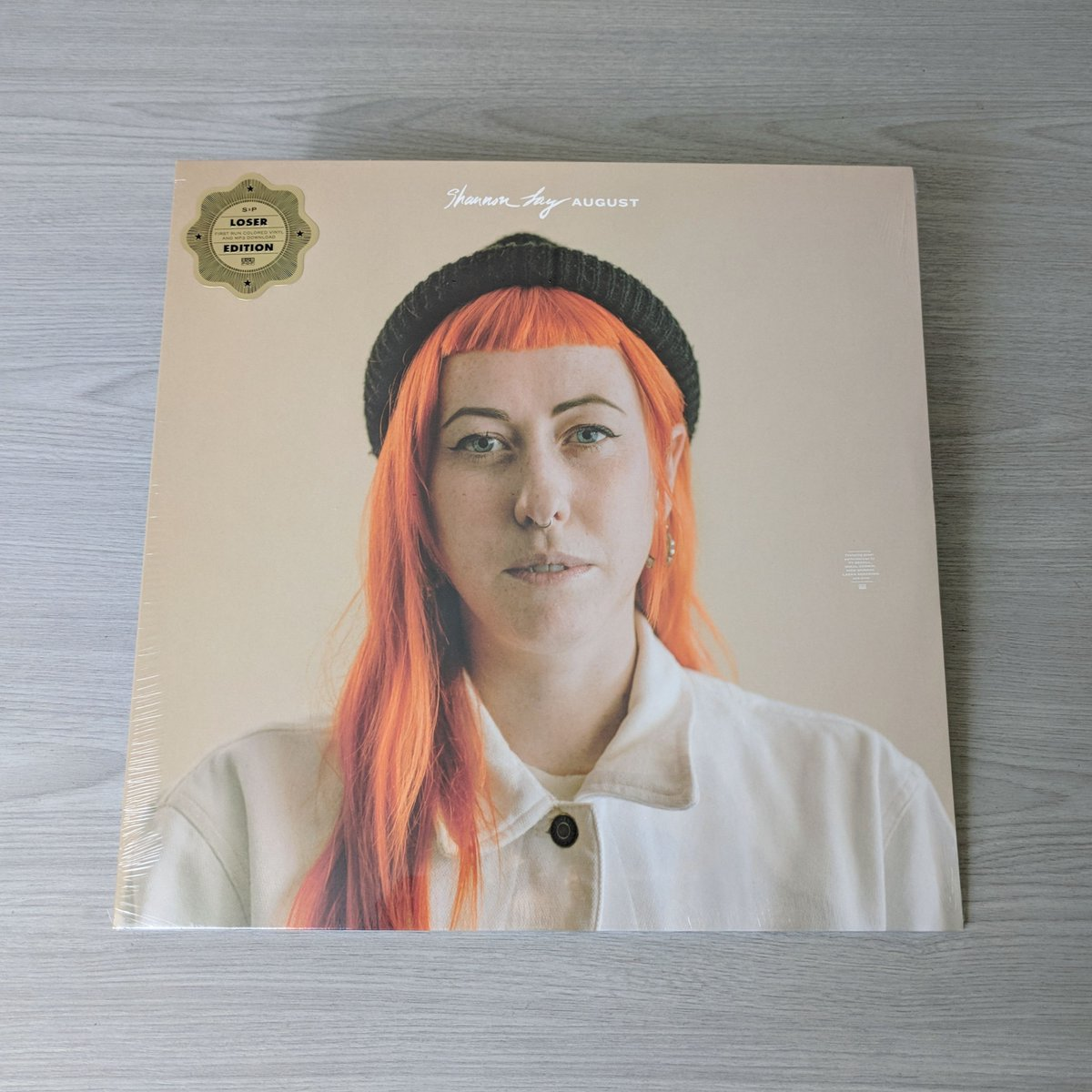 JUST IN: August by Shannon Lay Shannon Lays latest record of blissful folk pop has arrived! Its been recorded with Ty Segall, and features his mate Mikal Cronin on sax. On limited edition sun yellow coloured vinyl: normanrecords.com/records/176888… @subpop