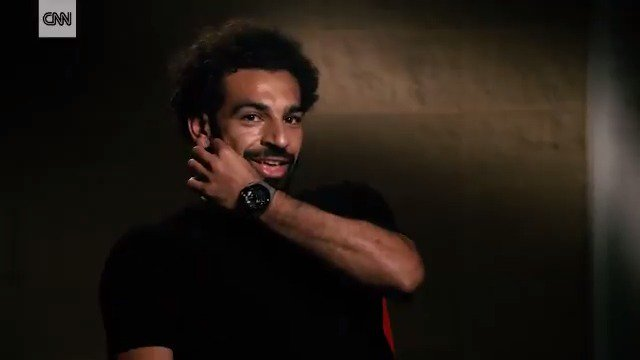 """""""The most important thing is the fear. The fear is not healthy for anyone. So we have to fix that.""""  Liverpool footballing star Mohamed Salah talks to @BeckyCNN about the issue of sexual harassment and what change is needed.   The full interview is here: https://t.co/T7qIFLN1l7 https://t.co/LLxE7g8Mnm"""