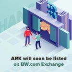 Image for the Tweet beginning: $ARK will soon be listed