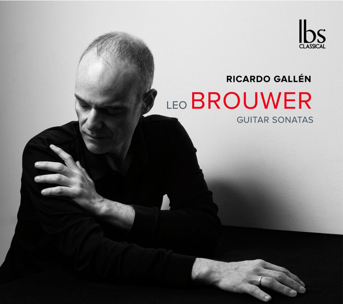 Todays new music recommendation: Leo Brouwer: Guitar Sonatas, contemporary classical music for the guitar by one of our leading Cuban composers, performed by Ricardo Gallén. Heres a video on how the album was made: youtube.com/watch?v=4Ds223…