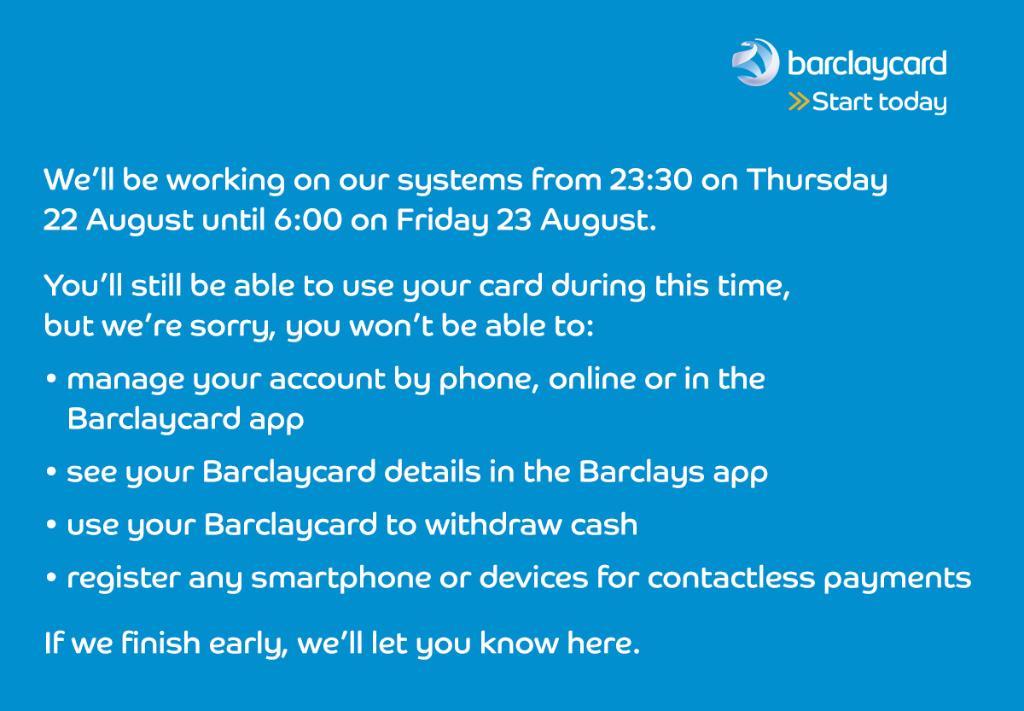 Barclays UK Help (@BarclaysUKHelp) | Twitter