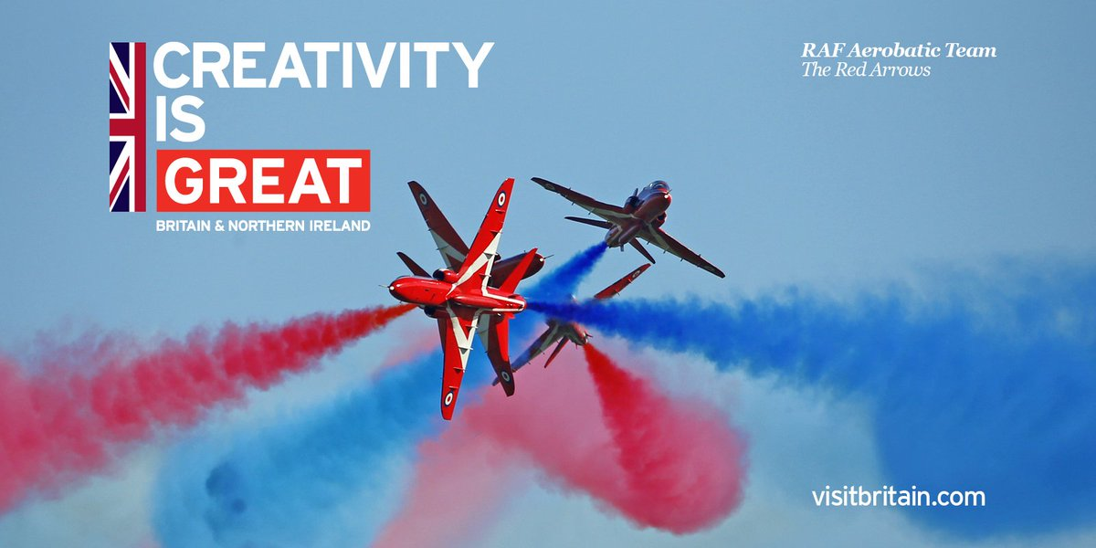 's @rafredarrows continue the  #RedArrowsTour of North America this week with  aerobatic shows, STEM activities & iconic flyovers in Boston, Atlantic City & NY. <br>http://pic.twitter.com/MXap8OMckI