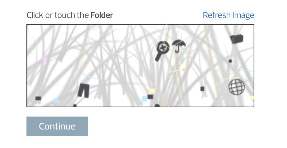When did CAPTCHAs turn in to Rorschach Tests?
