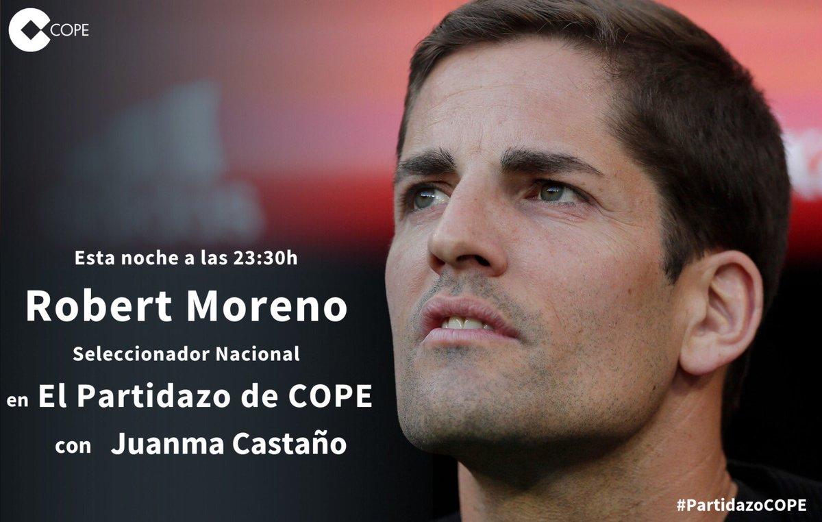 @partidazocope's photo on Robert Moreno