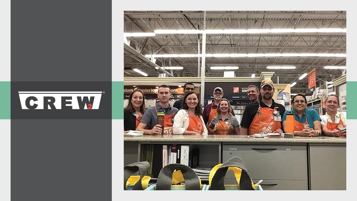 A great visit with the Countertops team at Store 6821! #Crew2Connectivity #MDW @t_renard_ @rickC2desco<br>http://pic.twitter.com/5wURVMVBLQ