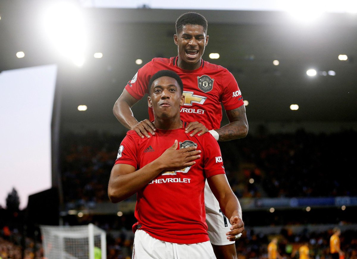 ⚽️ A #mufc academy graduate has been involved in every Manchester United goal scored since pre season! 🔴 The @ManUtd Way!