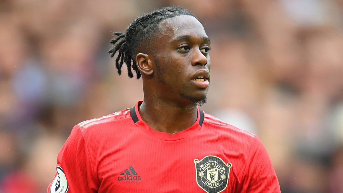 @ManUnitedZone_'s photo on wan bissaka