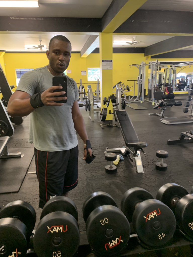 2 months 4 days off! Now I'm back in it by the grace of god it was a tough day but worth it. #fitnesslife #gym<br>http://pic.twitter.com/0yomJJmq3w