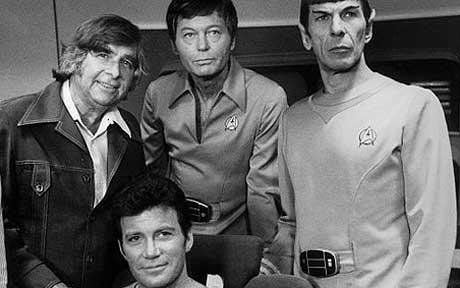 Star Trek was an attempt to say that humanity will reach maturity and wisdom on the day that it begins not just to tolerate, but take a special delight in differences in ideas and differences in life forms. ― Gene Rodenberry (born this day, August 19, 1921)