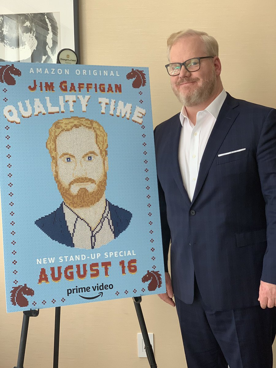 Today I think I talked to every reporter in Canada  about #QUALITYTIME streaming on @amazonprimevideo . Link in bio or go to  http:// Primevideo.com      in  or 200 other countries.  If not a PRIME member, sign up for the free trial.<br>http://pic.twitter.com/tytBcO14aY