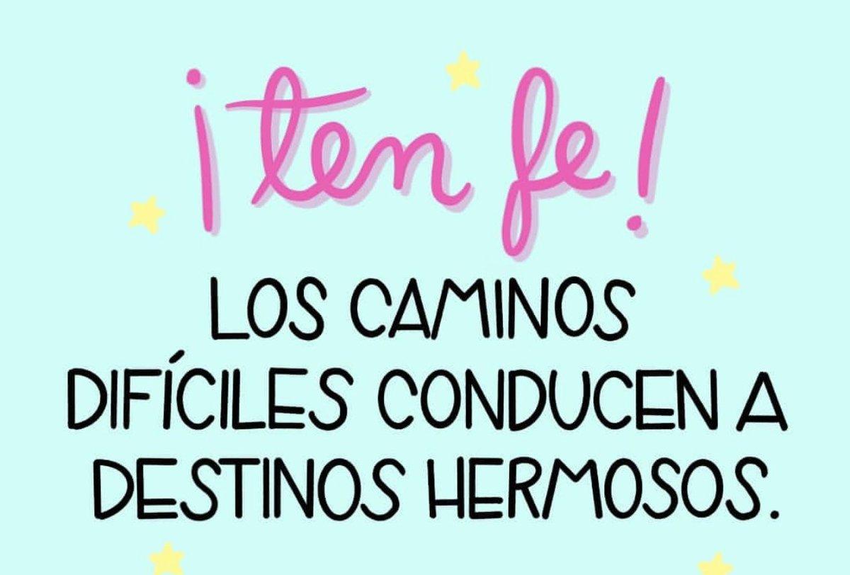 Ten fe.   #FelizLunes  #BuenLunes<br>http://pic.twitter.com/XL2DGSCzYU