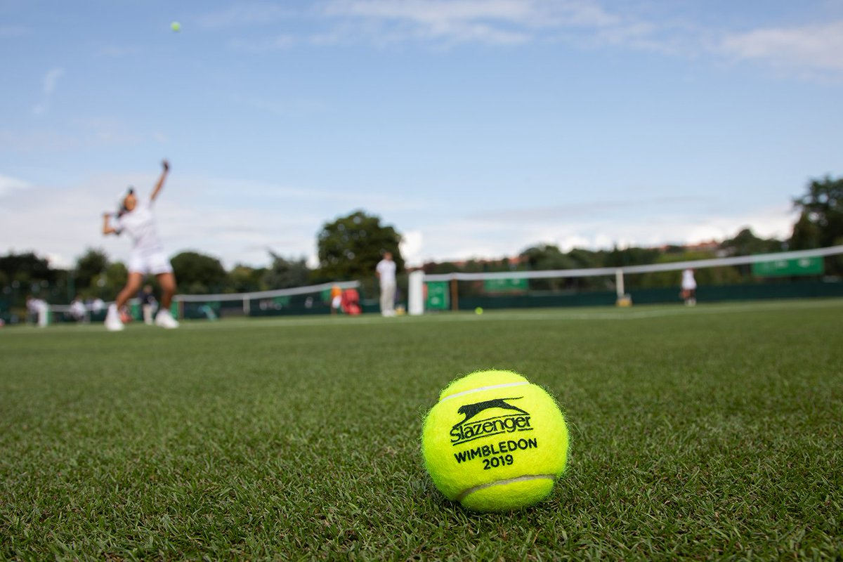 Congratulations to all of our champions 🏆 To find out more about the Road to Wimbledon, visit roadtowimbledon.com