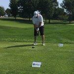 Image for the Tweet beginning: Gateway Section PGA tournament underway