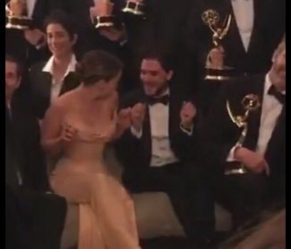 I'm going to need the #Emmys to come through with photos or even a skit with the most adorable co-star friendship from television at this years Emmys. #KitHarington #EmiliaClarke #Kimilia #GameOfThrones @TelevisionAcad<br>http://pic.twitter.com/9YnNN1IutL