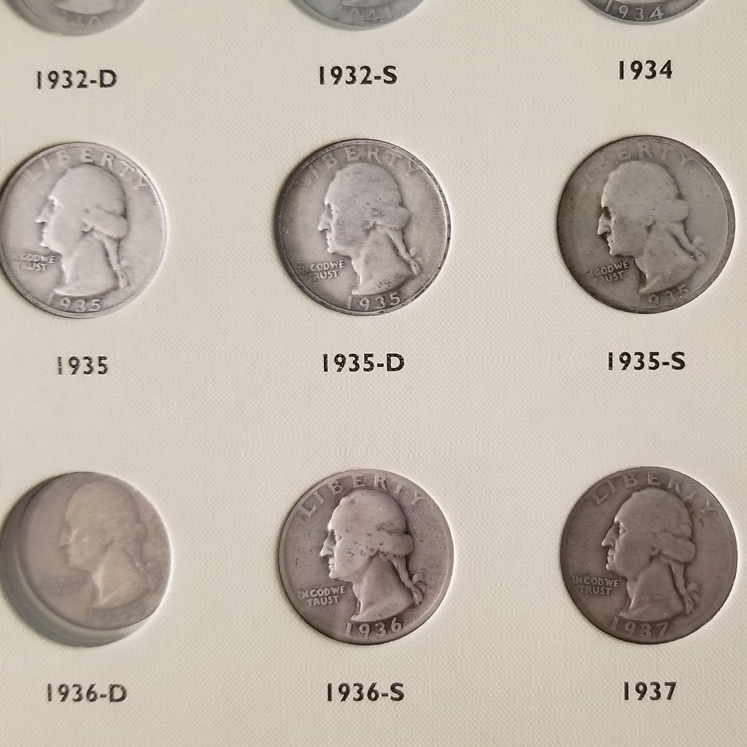 numismatics hashtag on Twitter