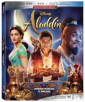 Let me share this whole new world with you.   RT + FOLLOW us to #win *both* versions of Disney's #Aladdin on Blu-ray combo pack! <br>http://pic.twitter.com/5BNLzPU14Q