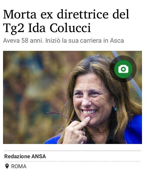 #IdaColucci