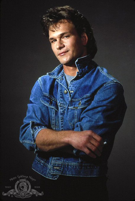 Forgot to wish the handsome sexy Patrick swayze a happy birthday yesterday I love miss you