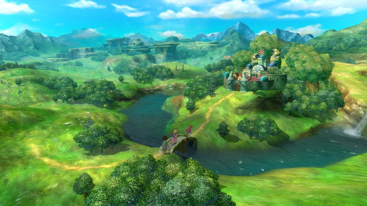 Ni no Kuni is full of enchanted forests, shimmering sands, and even dark, rocky trails! Preorder Ni no Kuni: Wrath of the White Witch, available on Nintendo Switch and Remastered on PS4 or PC on 20 September.