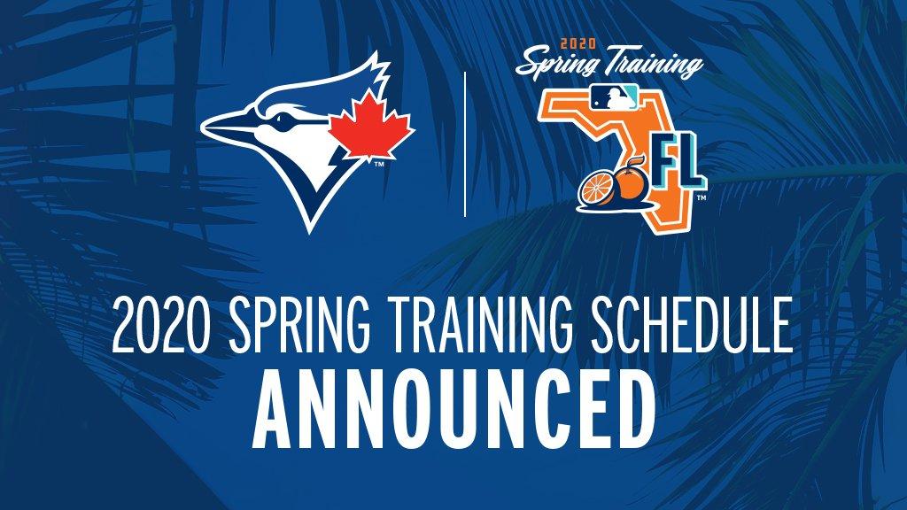 2020 Spring Training.Karen Blue Jays Fan On Twitter I M Going To Spring