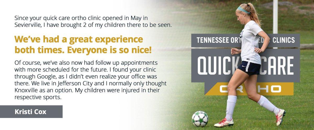 Tennessee Orthopaedic (@TnOrthopedics)   Twitter