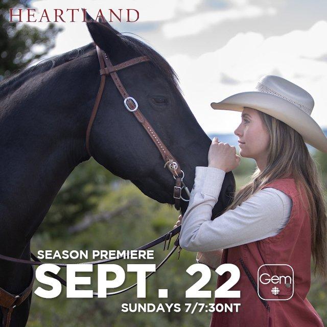 Heartland (@HeartlandOnCBC) | Twitter