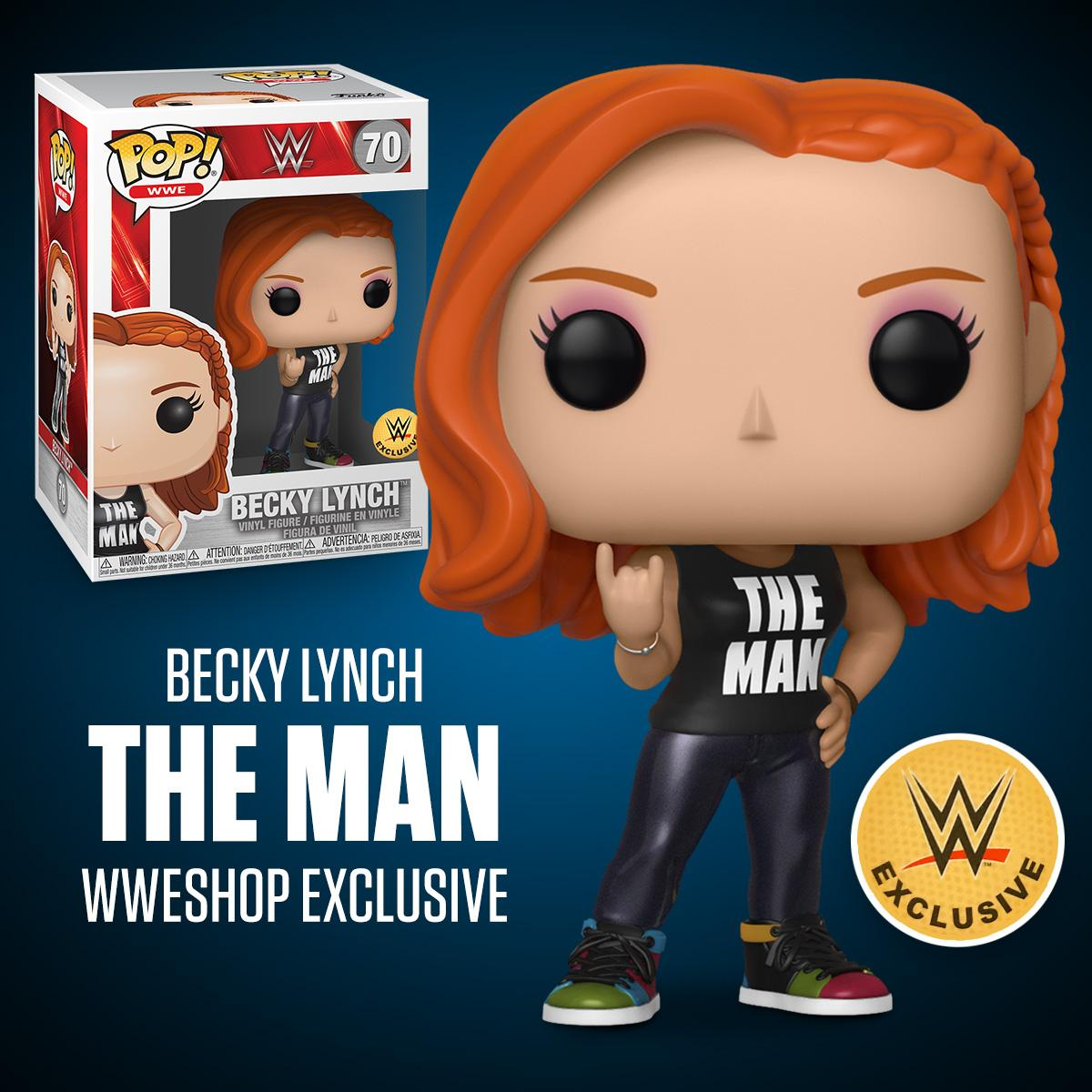@WWEShop's photo on Becky Lynch