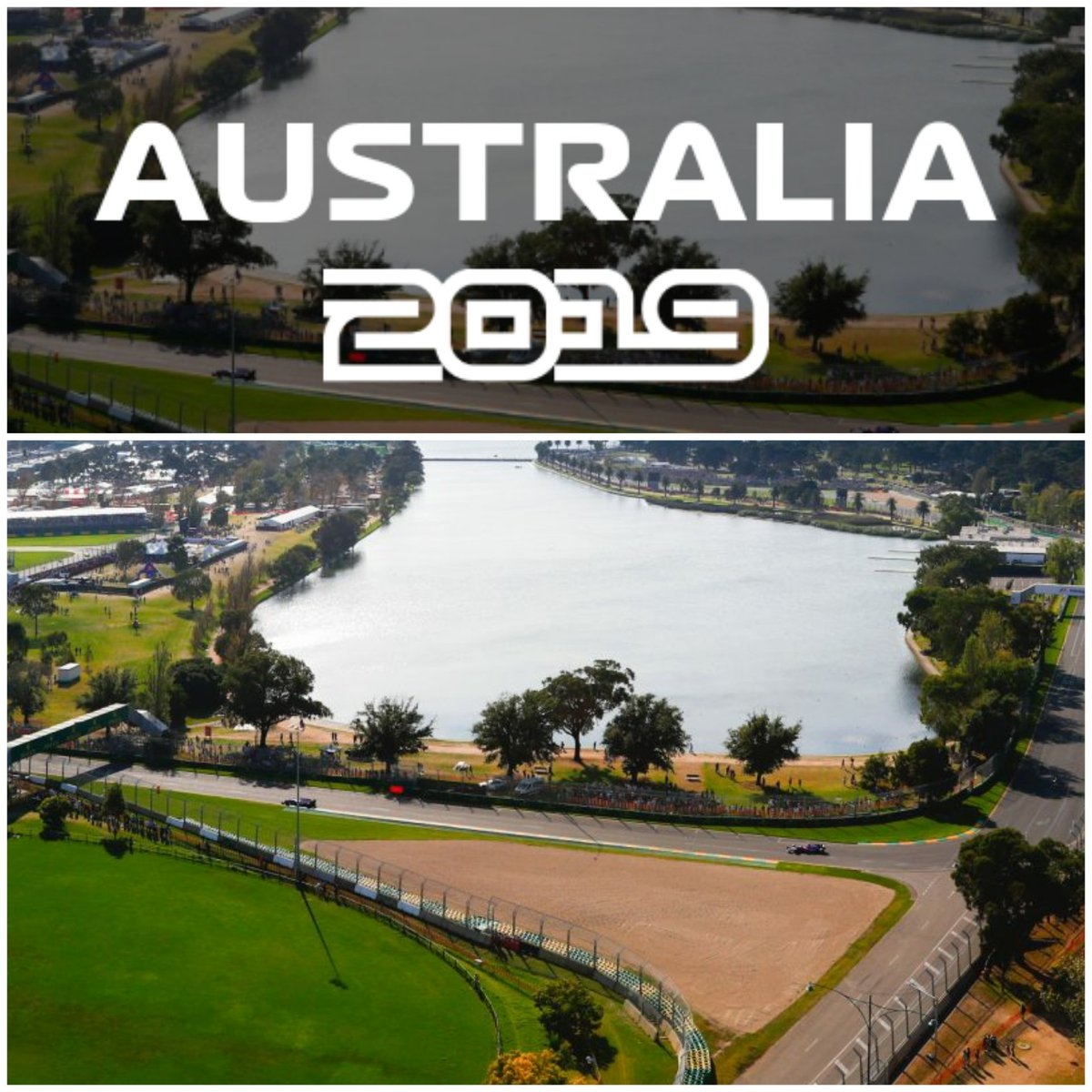 Drivers arrive in Australia ready for lights out in Melbourne!  Reports demonstrate Eke 00's pace could get him the victory this evening.  We will find out very soon! #F1 #AustralianStory #AustralianGP <br>http://pic.twitter.com/x3G0bbF4zg