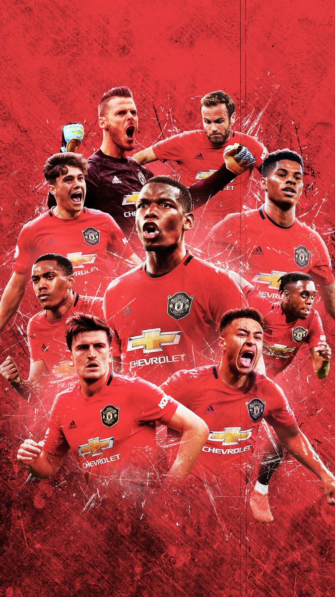United Zone On Twitter Manchester United 19 20 Wallpaper Emiliosansolini Mufc