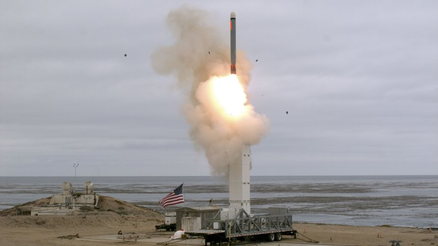 Nach Ausstieg aus INF-Vertrag: Washington testet neue Mittelstreckenrakete https://t.co/p5hAz8Pzbs https://t.co/72OKjDd7qb
