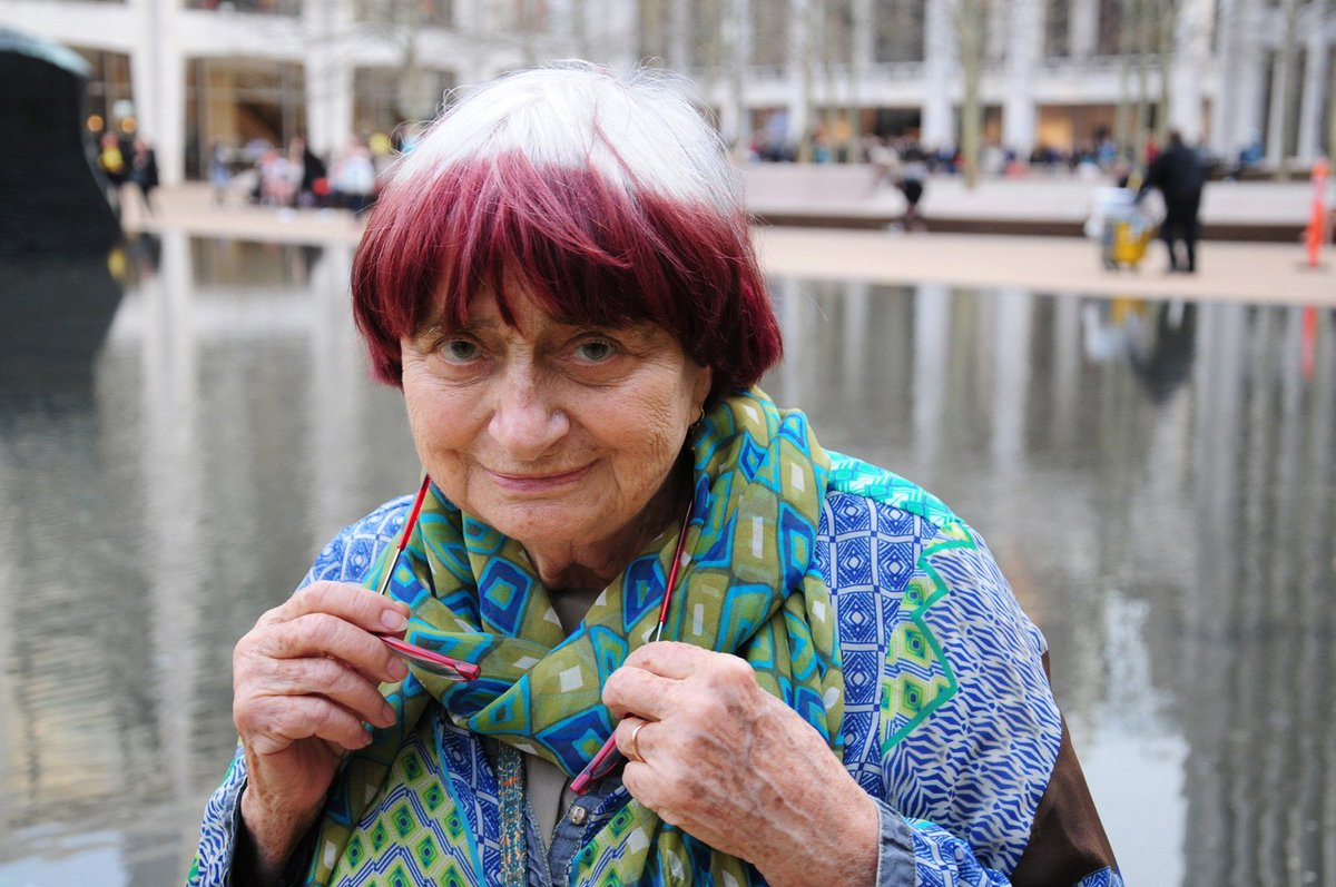 Our holiday series is a career-spanning retrospective of Agnès Varda, the most comprehensive survey to date of the late filmmaker's vast canon with more than 30 films from her 60-plus-year career. Starts December 20!  http:// filmlinc.org/varda    <br>http://pic.twitter.com/DCusLtZEs4