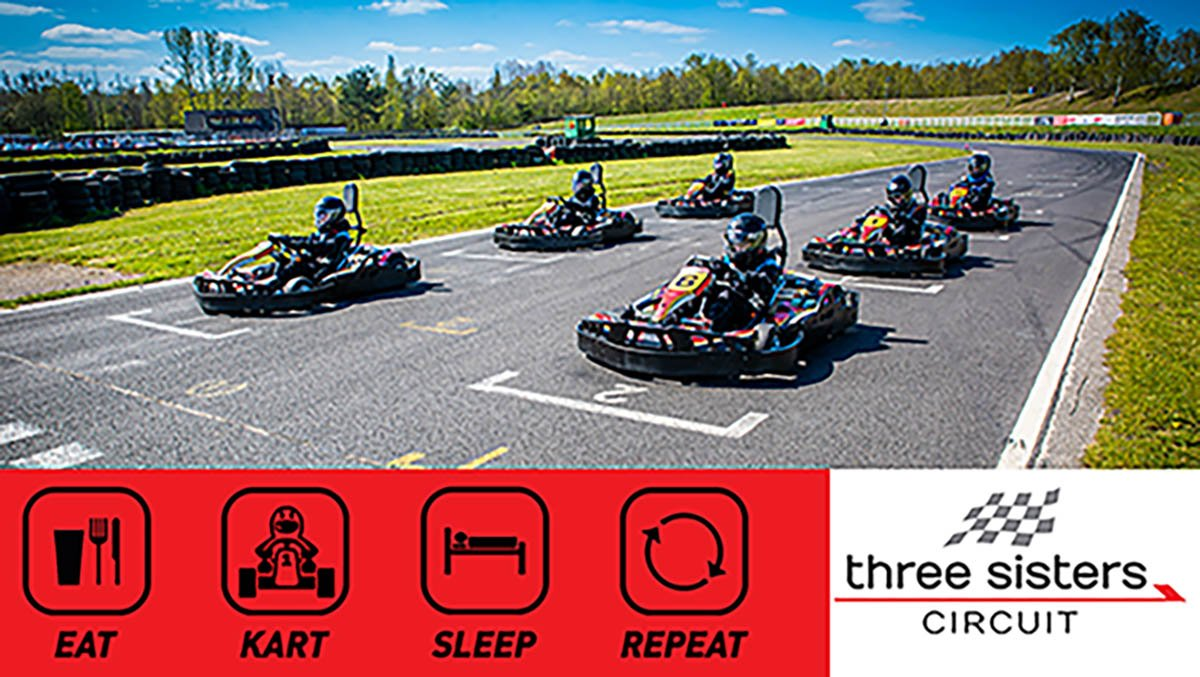 Have you missed the previous Cadet and Junior Kart Club events? Sessions are available for both age groups. The Club is only for children that have completed Bill Sisley Kart lessons and eligible to compete! #3SKids #BritishGP #FrenchGP