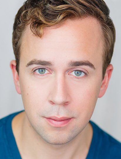 """Playing the part of """"Cuddy Banks"""" in #WitchGP is Will Von Vogt. We're thrilled that Will is returning to the Geffen after starring as """"Jordan Berman"""" in 2018's Significant Other. 1st preview of Witch is 8/20! Welcome back, @whatdiditgetme 👏 #MeetTheCast #WeLoveOurGeffenAlums"""