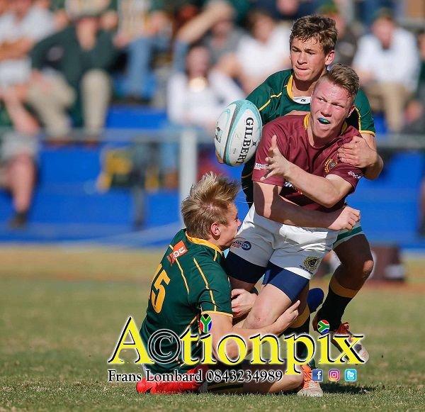 ECWfDOaXUAAt76I School of Rugby | Sarel Cilliers and Welkom Gim in main attraction in Glencoe - School of Rugby