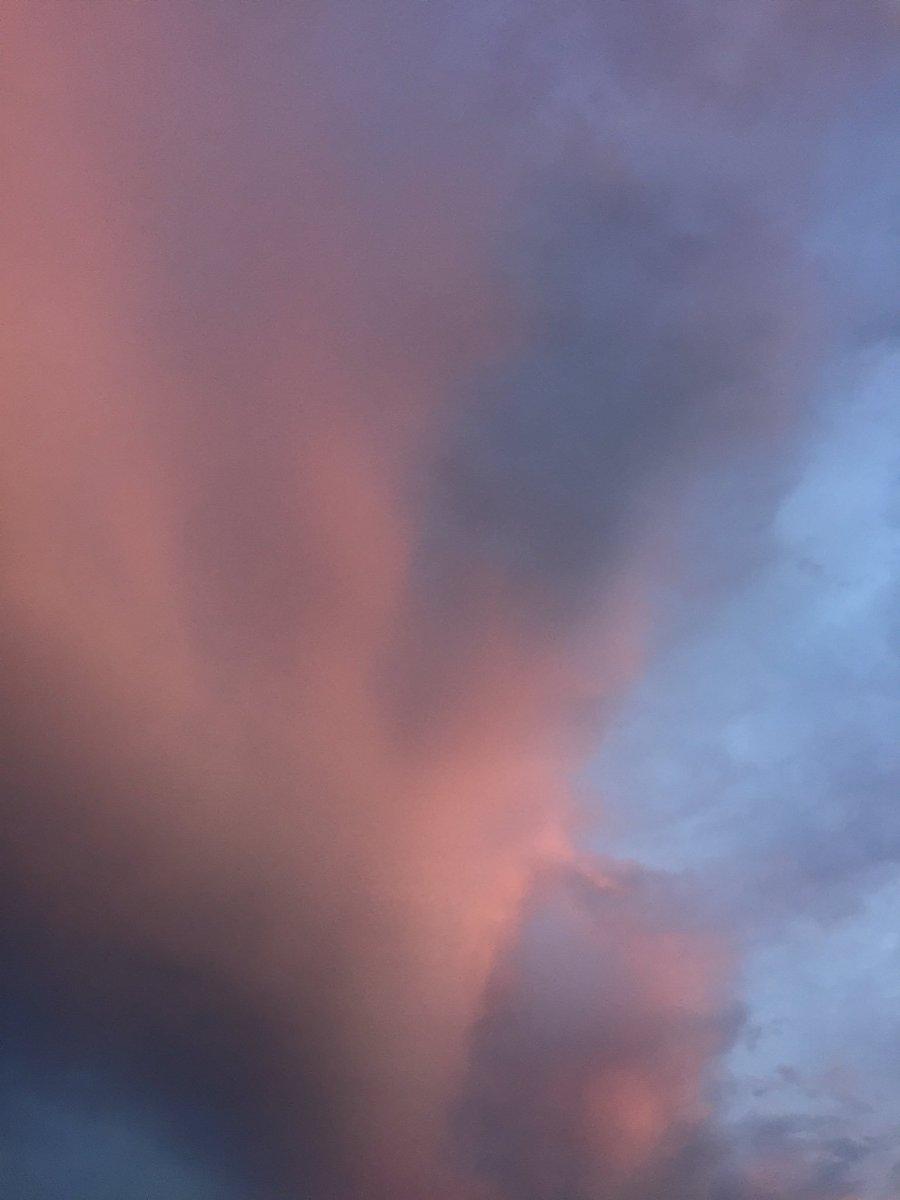 the sky rn hehe #CloudsForJK <br>http://pic.twitter.com/r9RM7ISwPT