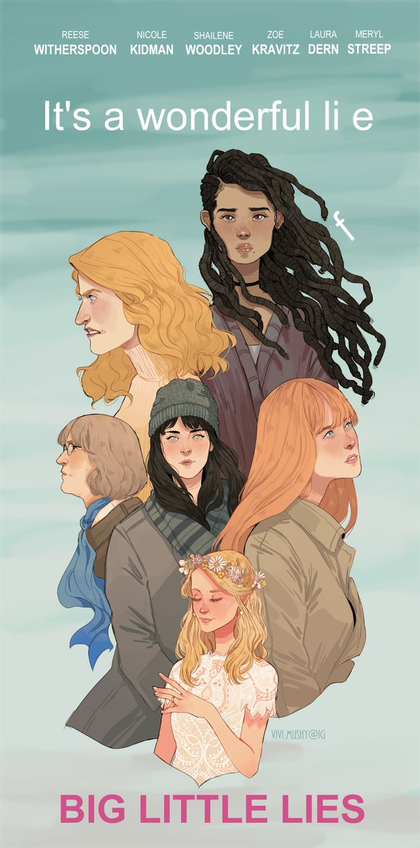 I could write an essai about this show, but I'll just keep it to twitter limitation : I love these women.   Yes, even Mary-Louise who touches my heart deaply. I'm so glad that I got to see them again. They're just all amazing  #BigLittleLies #biglittlelies2 Huge thanks @ReeseW<br>http://pic.twitter.com/QDa5ZPXLA8