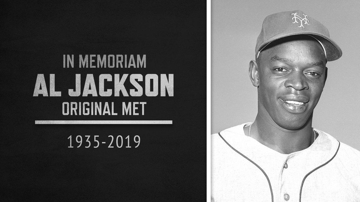 @Mets's photo on Al Jackson